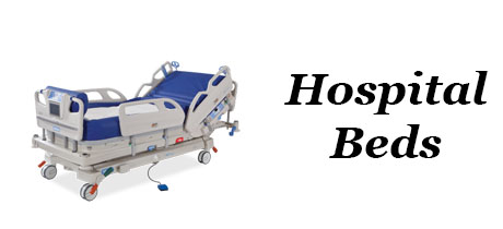 Medical Equipment - Banner - Hospital Beds