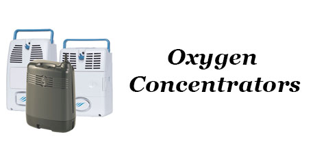 Medical Equipment - Banner - Oxygen Concentrators